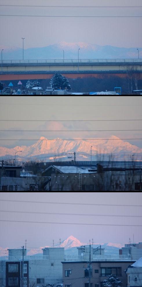 山の名前は分かりません。