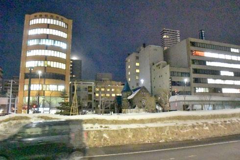 日本基督教団札幌教会礼拝堂