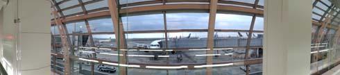 にしても範田空港って広いですな~。